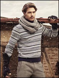 shares Facebook Twitter Google+ Pinterest StumbleUponAccording to the latest updates of fashion world, Mens winter fashion is currently the most heated topic. As we've covered the latest summer fashion trends for men in another article and after inspecting a good interest of viewers in men's fashion, we're moving towards the men's winter fashion ideas.