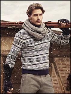 60 Exclusive Mens Winter Fashion Ideas - Stylishwife