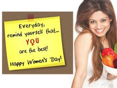 Today we celebrate the elegance of womanhood!   You have everything in you that's why we are celebrating YOU!  Wishing all women a very happy Women's Day from all of us at Simply Healthy Diets  #mitundesarkar #simplyhealthydiets