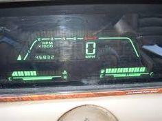 Chrysler Lebaron Turbo Dodge Daytona Shelby Z Digital Dashboard, Chrysler Lebaron, Dodge Daytona, Dashboards, Firebird, Retro Cars, Mopar, Digital Gauges, Classic Cars
