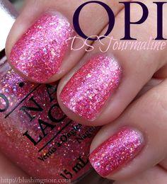 OPI DS Tourmaline Nail Polish Swatches