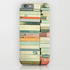 Bookworm+iPhone+&+iPod+Case+by+Cassia+Beck+-+$35.00