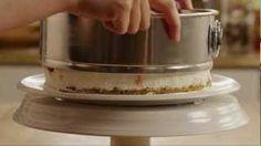 allrecipes no bake cheesecake - YouTube