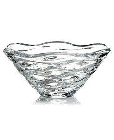 Mikasa Crystal Bowl