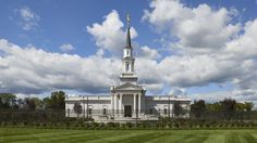 The public is invited to tour the newly completed Hartford Connecticut Temple of The Church of Jesus Christ of Latter-day Saints, the first Mormon temple in the Constitution State.