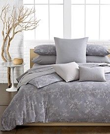 Calvin Klein Lilacs Comforter and Duvet Cover Sets
