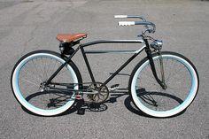 Nice clean cruiser bike