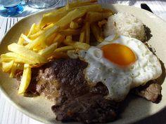 Bitoque à Portuguesa recipe   Saudades de Portugal