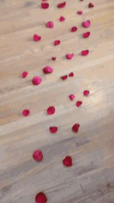 New party member! Tags: costume flirting flirt t-rex t rex petals rose petals come hither
