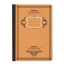 My Note Book A5 Yellow dream