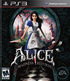 Alice: The Madness Returns(輸入版) Electronic Arts(World), http://www.amazon.co.jp/dp/B004CDBP9G/ref=cm_sw_r_pi_dp_-o5-rb1WAPK05