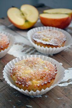 Marzipan-Apfel Muffins 2015:sehr saftig
