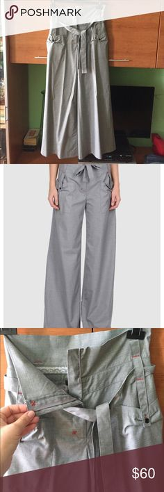 LIU•JO Casual pants, high-rise, perfect for summer , approximately 32 inches from the waist, almost new. Liu Jo Pants