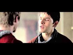 This made my day.  If you are a Merlin fan, please watch. (Excuse the mild language, you'll only hear it twice)