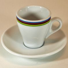World Championships Espresso Cup Cycle Gift
