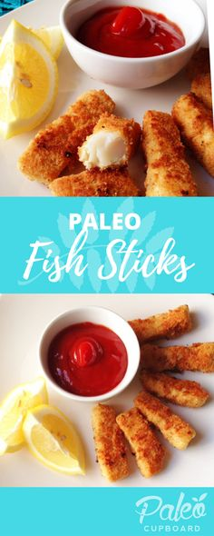 Paleo Fish Stick recipe - Perfect for kids AND adults too!