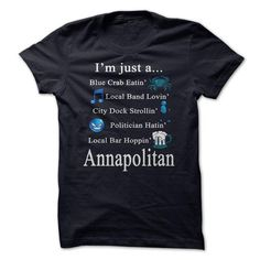 Annapolis (Younger Crowd) - #boyfriend gift #gift friend. THE BEST => https://www.sunfrog.com/No-Category/Tee3.html?68278