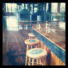 Two Roads is a popular Brewery with a large tasting room, event space for private parties and brew tours.