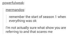I don't really watch supernatural but I've seen the first episode and somehow I don't think this applies