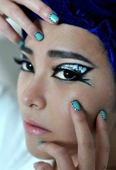 Halloween Makeup Fantastik ve Artistik Makyaj - Sayfa 40 - Hanimefendi.com - Kadın sitesi