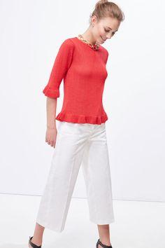 Bermuda Shorts, Pants, Ideas, Women, Fashion, Racing Wheel, Red, Fashion Clothes, Trouser Pants