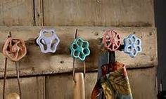 diy decor with old door knobs - Bing Images #diy #crafts