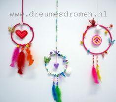 My design : dreamcatchers # www.dreumesdromen.nl