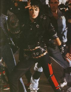 """Photo of 1987 Video, """"Bad"""" for fans of Michael Jackson 36052525 Mj Music, King Of Music, Music Clips, Michael Jackson Neverland, Michael Jackson Bad Era, Bad Michael, The Jackson Five, Mj Bad, Bad Photos"""