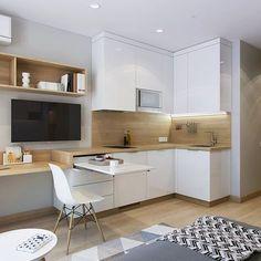 Cuando tenes espacios chicos, los muebles a medida son la mejor opcion. Diseñar los muebles en base a la forma, el espacio y el uso del…