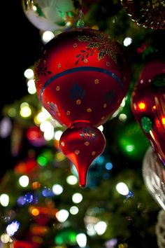 ✴Buon Natale e Felice Anno Nuovo✴Merry Christmas and Happy New Year✴ Magical Christmas, Noel Christmas, Merry Little Christmas, Green Christmas, Christmas Baubles, All Things Christmas, Beautiful Christmas, Winter Christmas, Christmas Lights