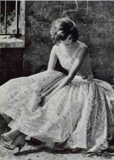 Vintage Party Dress by Chanel 1961
