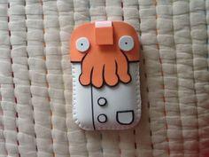 Funda Zoiberg goma eva/Zoiberg mobile case with foam rubber