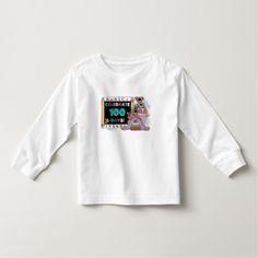 Bears 100 Days of School T Shirt, Hoodie Sweatshirt