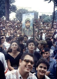 Cuban revolution, January 1959