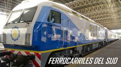 ferrocarriles del sud: ¿VUELVE EL TREN A FIN DE AÑO?