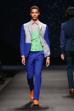 Projecto Mental Spring Summer 2016 Primavera Verano #Menswear #Trends #Tendencias #Moda Hombre - Constellation Africa For Pitti Uomo - D.P.