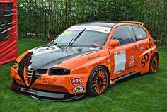 Alfa Romeo 147, Alfa Romeo Cars, Unique Cars, Custom Cars, Hot Wheels, Cars And Motorcycles, Race Cars, Super Cars, Automobile
