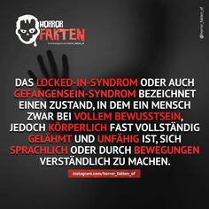 #horror #horrorfakten #fakten Fact Quotes, Wise Quotes, Creepy Horror, Scary, Paranormal, Weird Facts, Fun Facts, The More You Know, Good To Know