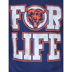 Nothing wrong with having 2 teams, 1 AFC and 1 NFC! Chicago Bears Baby, Chicago Girls, Chicago Cubs, Bears Football, Best Football Team, Nfl, Bear Girl, Daddy Bear, Big Daddy