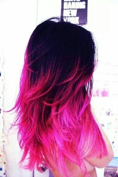 If I was willing to dye my hair, this is what I would do