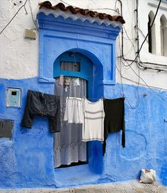 Chefchaouen, Morokko  Explore, highest position #126, thanks!  HBM:-)!