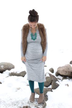 Maternity fashion | The Holzmanns - Ralph, Hannah, Jack, Remy & Liam