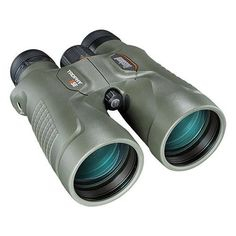 Trophy Xtreme Binoculars - 8x56mm, Green, Roof Prism