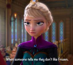 elsa<< Symbol of sophisticated grace <<< Elsa is not amused.<<<< Elsa is done with ur crap, Hans. Frozen Disney, Princesa Disney Frozen, Anna Frozen, Disney Princess Pictures, Disney Pictures, Disney Icons, Disney Art, Disney Memes, Disney Cartoons