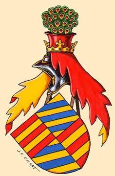 Christophe d'Harcourt, Baron d'Avrech