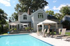 Check out this awesome pool! Fenced in backyard is perfect for a growing family. This move-in ready home located in Westfield, NJ is perfect for commuters heading into NYC.