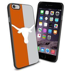 NCAA Texas Longhorn Baseball, Cool iPhone 6 Smartphone Case Cover Collector iPhone TPU Rubber Case Black Phoneaholic http://www.amazon.com/dp/B00U0N5C3C/ref=cm_sw_r_pi_dp_L1invb0M1CQZ1