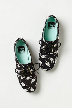 Feline Oxfords - Anthropologie.com