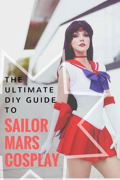 We all know the disciplined and practical head-strong Sailor Moon character, Sailor Mars! With her fiery spirit, Rei Hino blazed through any enemy that came upon the Sailor Scouts.  She kicked ass every day, and now you can be her too! We'll show you how to create the best Sailor Mars cosplay out there!