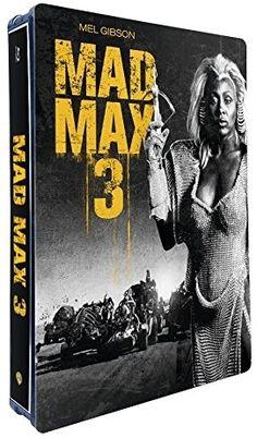 Mad max 3 en blu-ray métal édition limitée